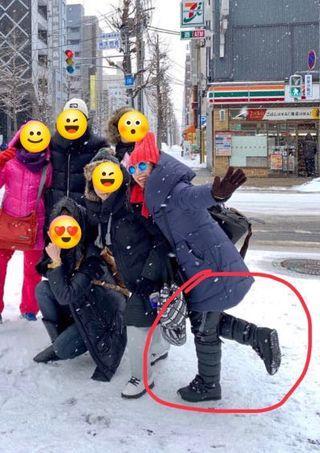我是日本人!我要返日本了!✈️🇯🇵Boots, snow boots 👢雪靴!超輕‼️超保暖!Size :36, 35 (Pls see all the pic)