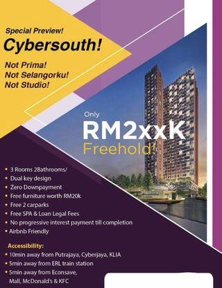 Cybersouth special
