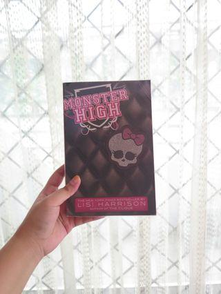 MONSTER HIGH LISI HARRISON #maugopay