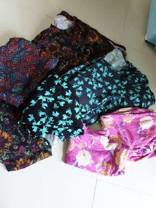 Bundle of LLR clothes