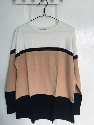 Sweatshirt Cotton ink
