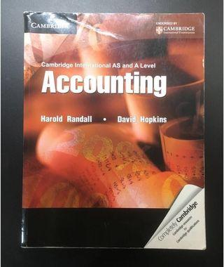 Accounting A Level