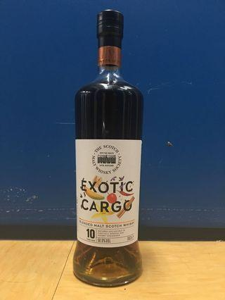 SWMS Exotic Cargo Blended Malt Whisky
