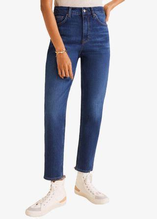 REDUCED! Mango Mom Slim Jeans