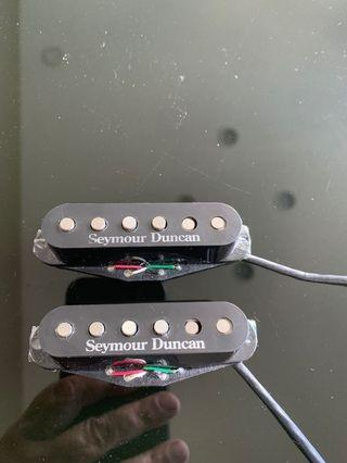 Seymour Duncan Classic stack pickups