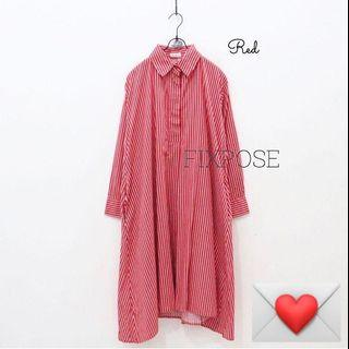 Trinytunic red