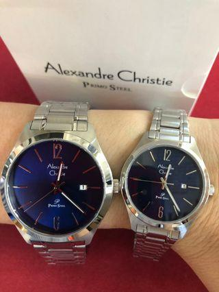 Alexandre Christie couple ori 100%#maugopay