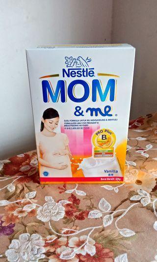 Susu Mom & Me