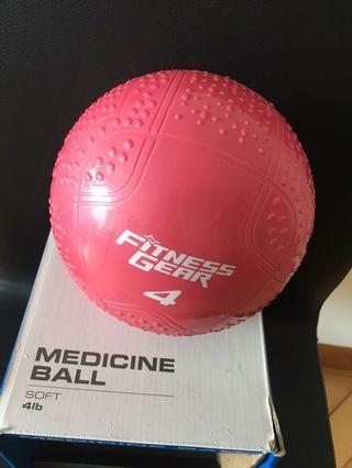 鍛煉肌肉球「Medicine Ball」- 有減肚腩及手臂功效