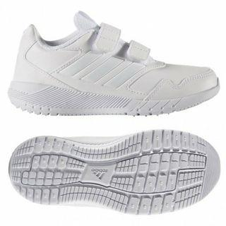 ADIDAS ALTARUN CF I  魔術貼 幼兒 返學白鞋 K1 K2 K3 幼稚園 not dr kong baby shoes white shoes