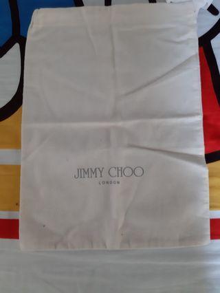 #maugopay Dustbag Jimmy Choo
