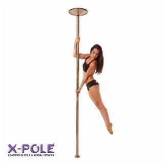 X Pole - Xpert Brass 45mm