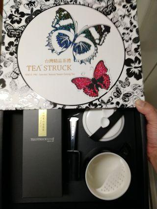 金萱茶禮盒 含品茗杯