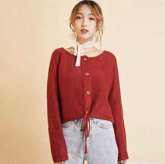 Red riding hood Sweater
