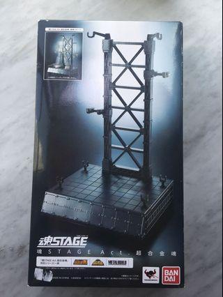 魂Stage 超合金魂 - 高達架 / 格納庫