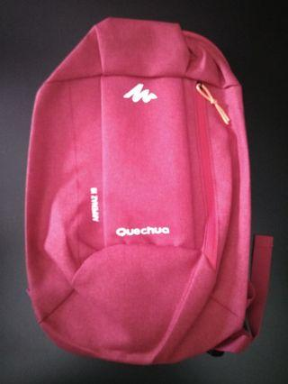 (NEW) Quechua Arpenaz 10 Backpack (Red & Pink)