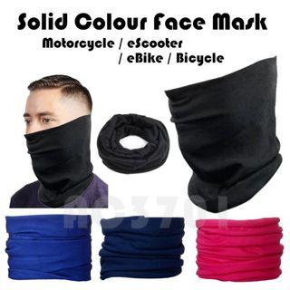 Face Mask for Motorcycle eBike  eScooter Scooter dust