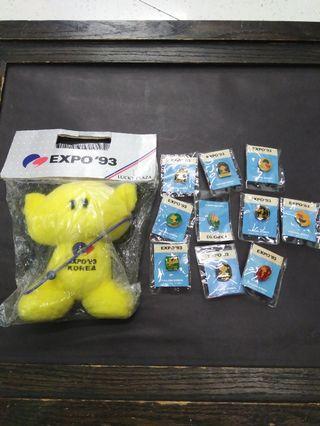 1993年世界博覧會韓國大田世博吉祥物