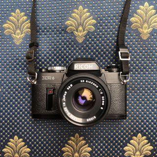 RICOH XR6 SLR analog camera