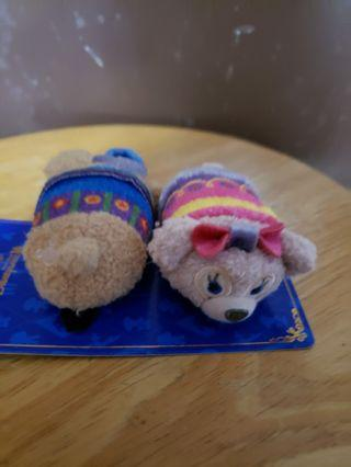 Duffy and Shellimay hair clip