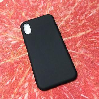 Black iphone case (iphone x)