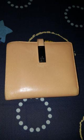 Gucci Leather Wallet Authentic
