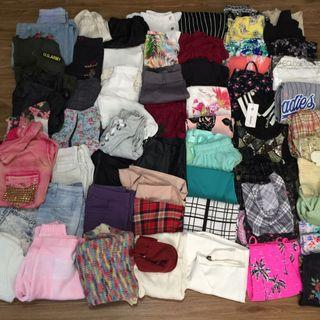 💰$25 for 4/5 clothes💰- free mailing with video proof - postage on same day of payment