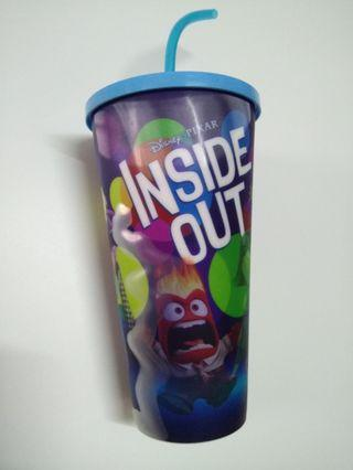 (NEW) Inside Out Holographic Tumbler