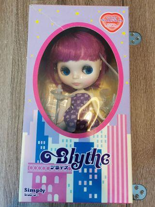 Blythe 公仔 限量版 Neo simply thumpty thump CWC 1500 limited edition