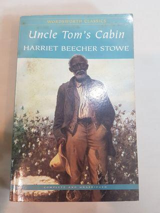 Uncle tom's cabin-harriet beecher stowe