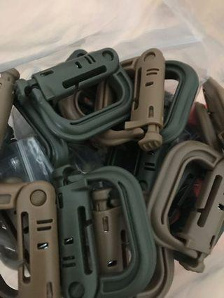 Tactical D Ring for sale