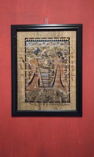 Lukisan antik Mesir