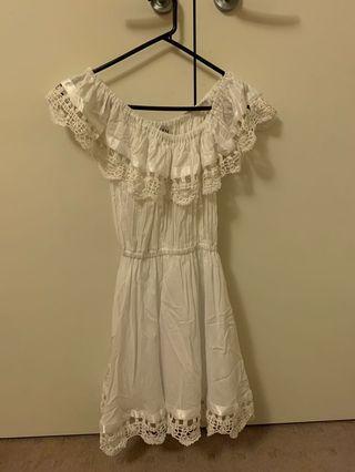 Saboskirt dress
