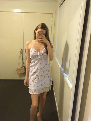 Rails cherry lien dress size xs (6-8)