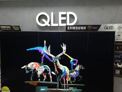 Samsung 55 to 75 inches Q80RAK!! GST Day Sale!!! Samsung QLED TV!!!