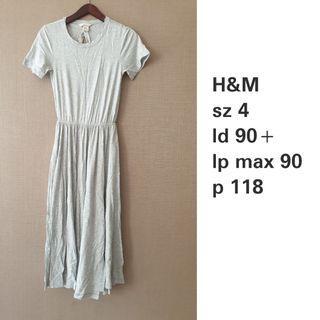 Long dress H&M