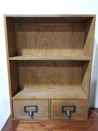 Wooden Drawer Cabinet for Storage or Display (MEET UP ONLY)