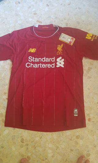 Liverpool 2019-20 Jersey Size S