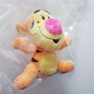 [New Instocks] Winnie The Pooh Tigger Plush Toy Soft Toy Plushies- 16 cm Medium Size [Original]