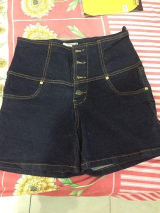 #maugopay short phants high waist