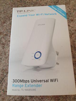 🚚 TP link 300Mbps wifi extender