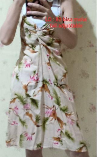 #maugopay Dress summer bunga flower floral