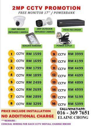 Infra Red FULL HD CCTV