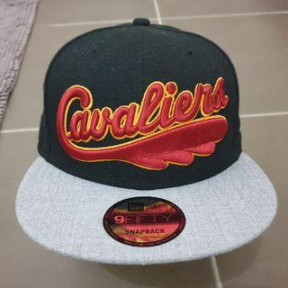 NBA Cavaliers Snapback One Size Fits All