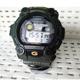 G-Shock G-Rescue Sports Olive green