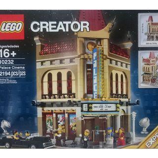 MISB Lego 10232 Modular Palace Cinema Building Toy - 2194 pieces