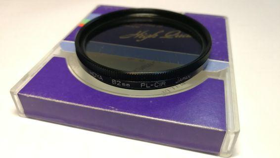 Hoya 62mm CPL 偏光鏡
