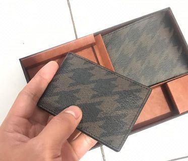Dompet COACH ORI man wallet COACH