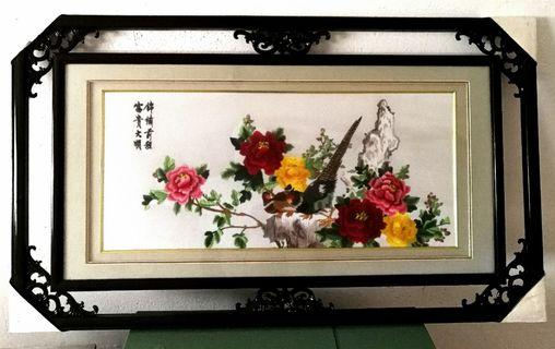 🚚 *Add clear photo* Chinese Painting (Unused yet)