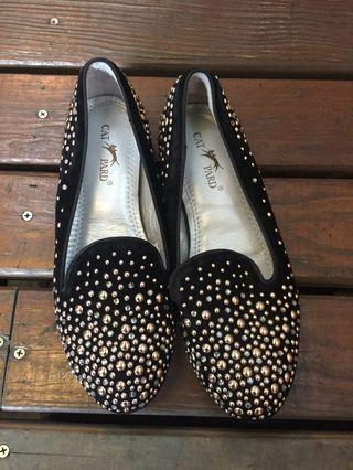 閃亮娃娃鞋
